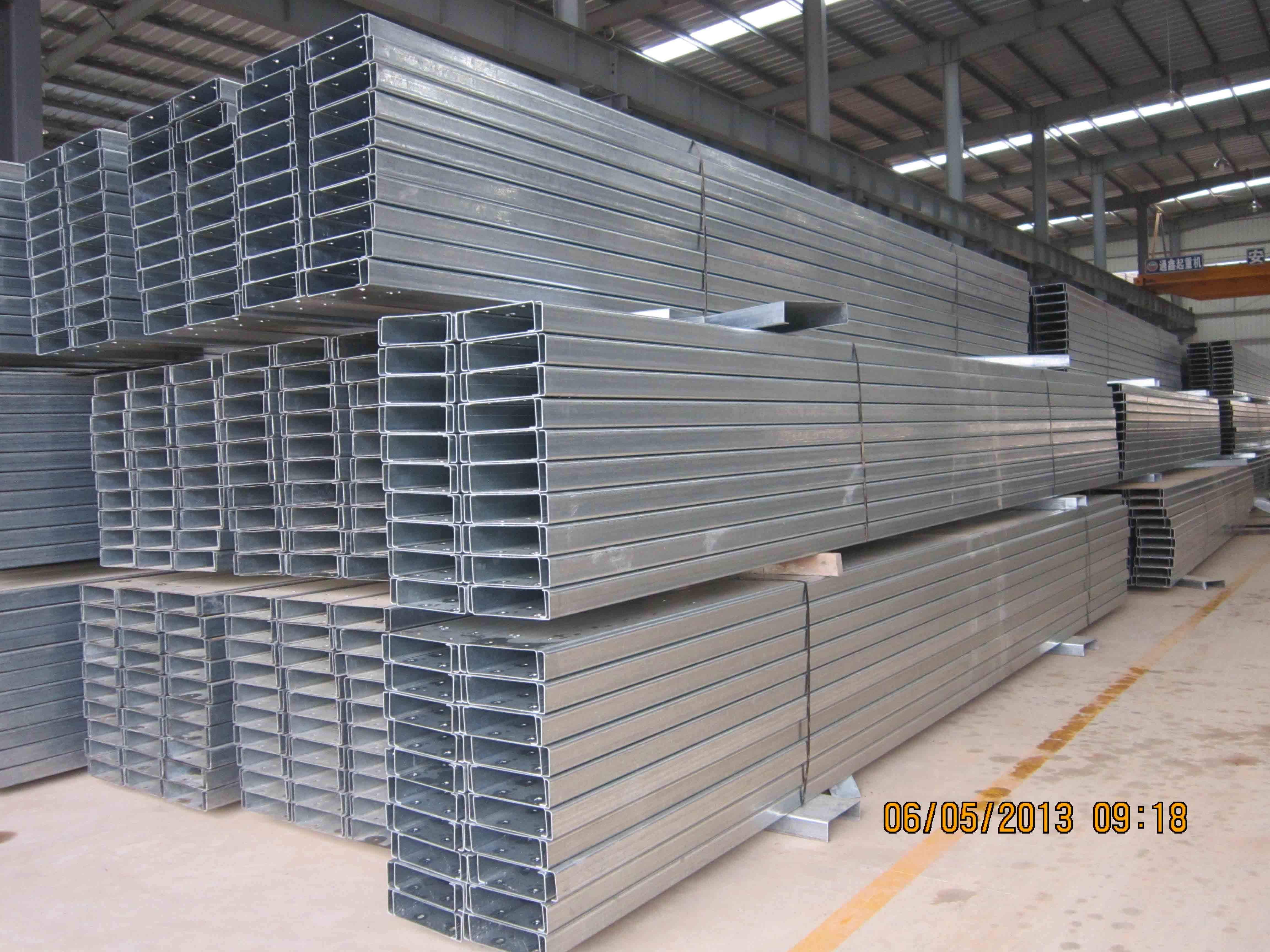 Purlin Supplier Amp Manufacturer China Peb C Amp Z Section