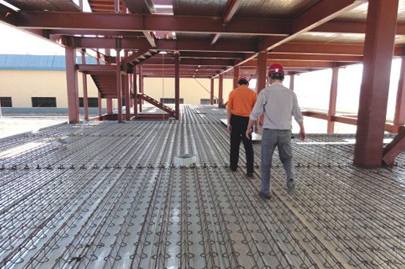 Steel Decking -China PEB- Manufacturer & Supplier